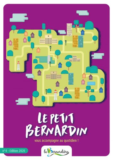 Image : Couverture - Le Petit Bernardin #4 - La Bernardière