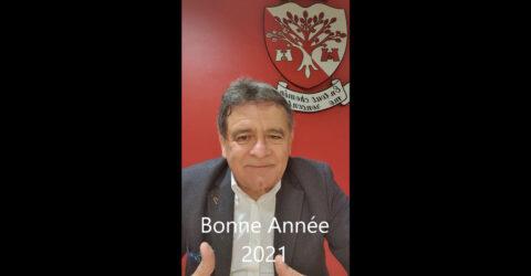 Image : Vidéo Vœux 2021 - La Bernardière